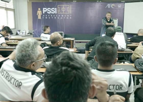 Nusabali.com - pssi-gelar-kursus-kepelatihan-lisensi-afc-pro