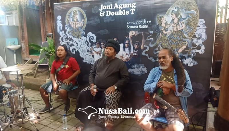 www.nusabali.com-joni-agung-double-t-rilis-album-baru-semara-ratih