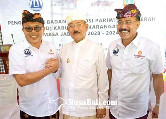 Nusabali.com - wabup-kukuhkan-pengurus-bppd-karangasem