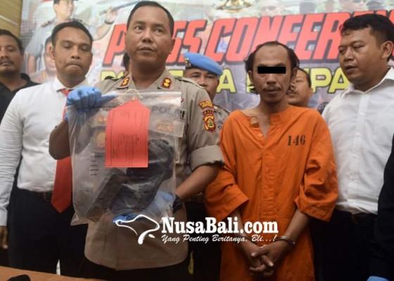 Nusabali.com - tersangka-pembunuh-janda-merupakan-teman-anak-korban
