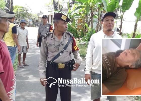 Nusabali.com - hilang-sehari-dadong-ditemukan-pingsan