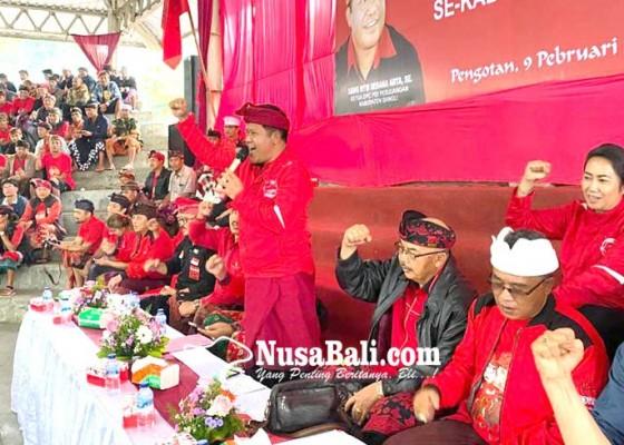 Nusabali.com - 3-anggota-dprd-bangli-menjadi-ketua-pac-pdip