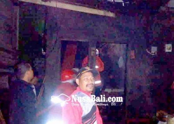 Nusabali.com - buat-dodol-dapur-terbakar