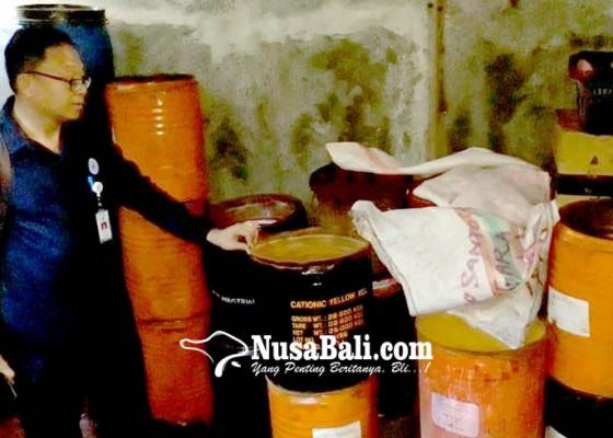Nusabali.com - sidak-di-pasar-bpom-temukan-jajanan-upakara-berpewarna-tekstil