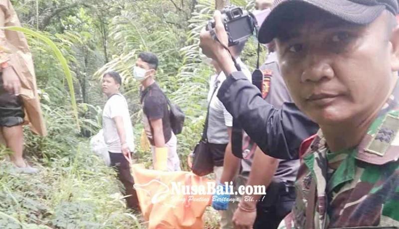 www.nusabali.com-mayat-membusuk-ditemukan-di-lereng-gunung-agung