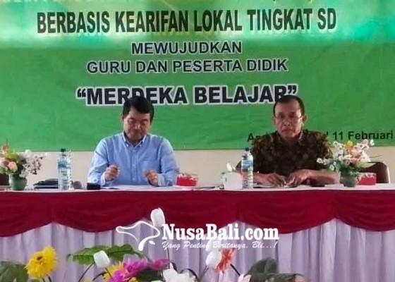 Nusabali.com - guru-agama-sd-dapat-penguatan-k13