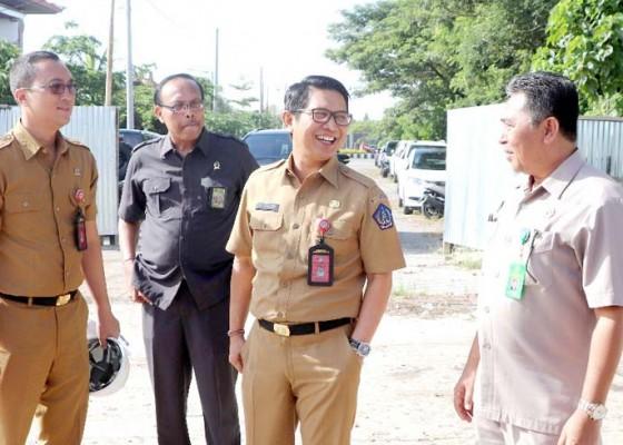 Nusabali.com - kantor-pengadilan-negeri-badung-mulai-dibangun