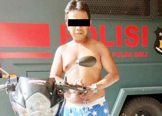Nusabali.com - kenalan-2-hari-motor-langsung-dicuri