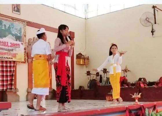 Nusabali.com - smpn-1-tabanan-gelar-lomba-serangkaian-bulan-bahasa-bali