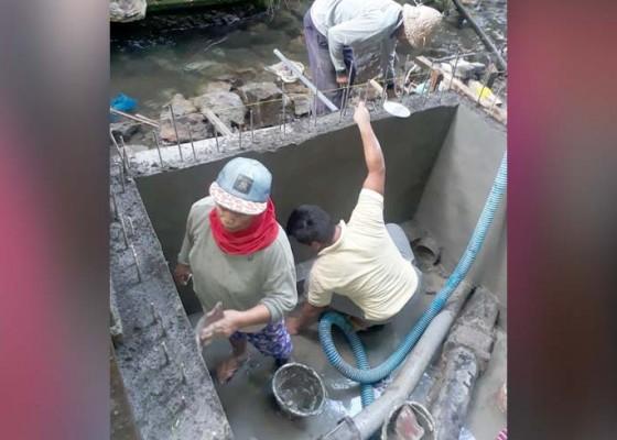 Nusabali.com - pdam-bangun-bak-penampungan-air