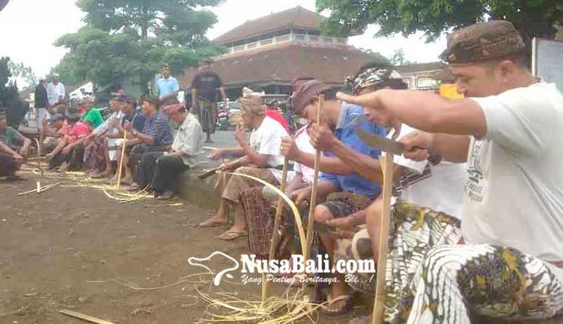 www.nusabali.com-desa-muncan-persiapkan-karya-bhatara-turun-kabeh