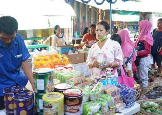 Nusabali.com - disperindag-denpasar-gelar-pasar-murah