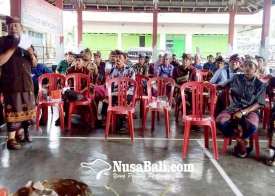 Nusabali.com - prajuru-adat-kubutambahan-dalami-perda-4-dan-34