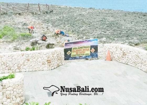 Nusabali.com - kawasan-waterblow-ditata-kembali