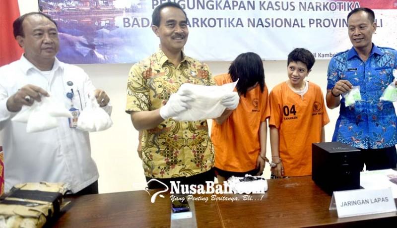 www.nusabali.com-bawa-18-kg-shabu-788-butir-ekstasi-dan-kokain