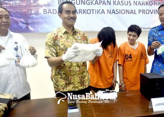 Nusabali.com - bawa-18-kg-shabu-788-butir-ekstasi-dan-kokain