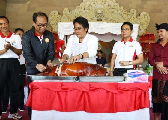 Nusabali.com - bupati-giri-prasta-sebut-babi-bali-lebih-gurih