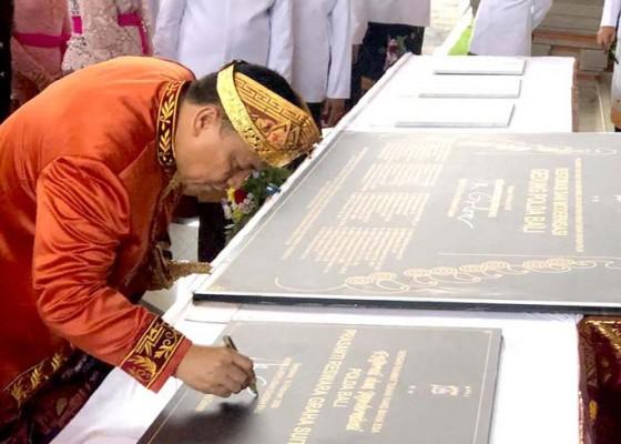 Nusabali.com - gedung-mapolda-bali-senilai-rp-41-miliar-diresmikan