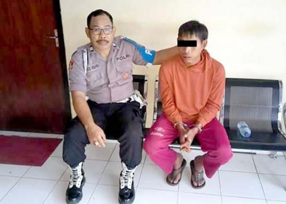 Nusabali.com - beraksi-di-41-tkp-pencuri-ayam-diringkus