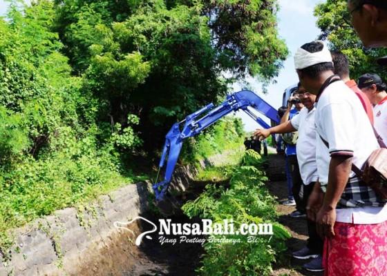 Nusabali.com - kekeringan-lahan-di-dua-kecamatan-teratasi