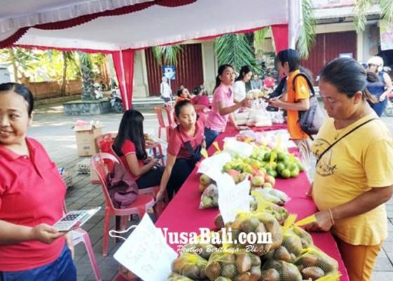 Nusabali.com - 40-kg-cabai-dan-bawang-putih-ludes-dalam-waktu-sejam