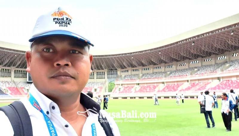 www.nusabali.com-stadion-papua-bangkit-dinilai-siap-gelar-pembukaan-pon