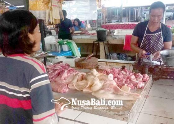 Nusabali.com - harga-stabil-penjualan-babi-menurun