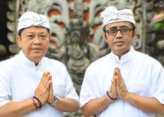 Nusabali.com - rai-mantra-jaya-negara-ucapkan-selamat-hari-suci-galungan-dan-kuningan
