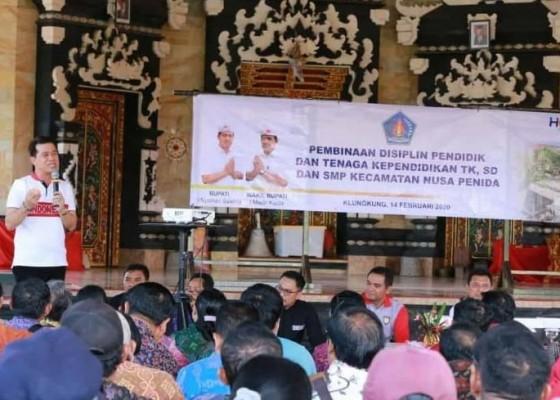 Nusabali.com - guru-dilarang-nyambi-saat-jam-mengajar