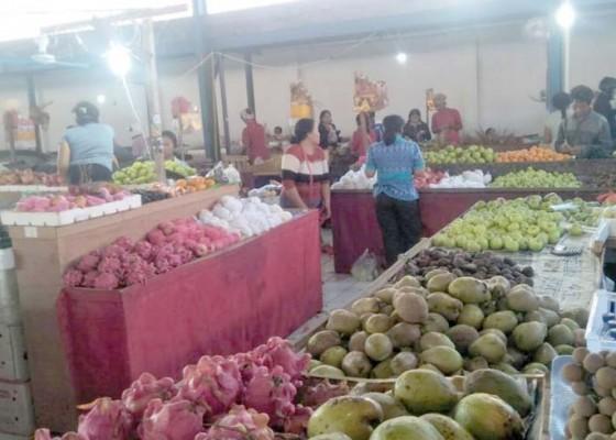 Nusabali.com - harga-buah-lokal-naik