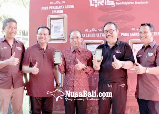 Nusabali.com - 349-pura-terakses-qris-bank-bpd-bali