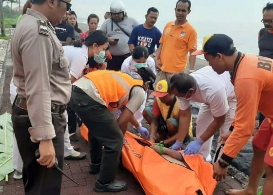 Nusabali.com - pengunjung-pantai-ditemukan-tewas-mengapung