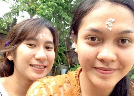 Nusabali.com - dua-pebasket-merpati-bali-rayakan-galungan-di-ciledug