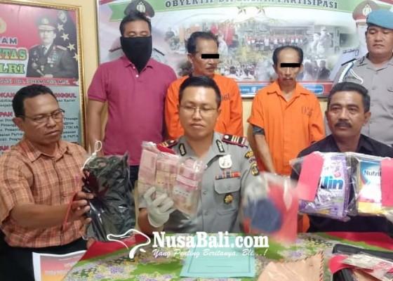 Nusabali.com - mantan-kades-ditangkap-karena-penggandaan-uang