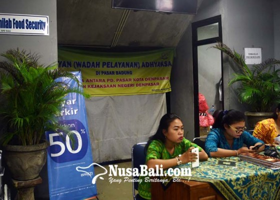 Nusabali.com - pasar-badung-kini-miliki-mini-lab-food-security