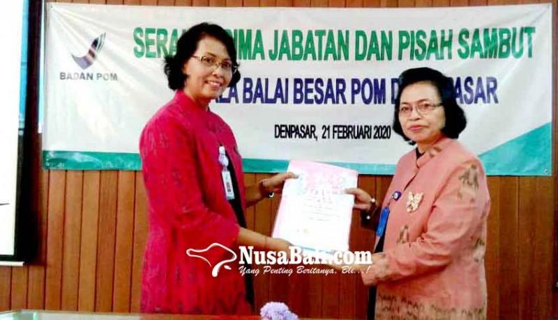 www.nusabali.com-suarningsih-kepala-bbpom-di-denpasar-yang-baru
