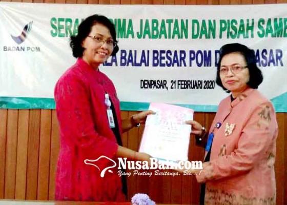 Nusabali.com - suarningsih-kepala-bbpom-di-denpasar-yang-baru