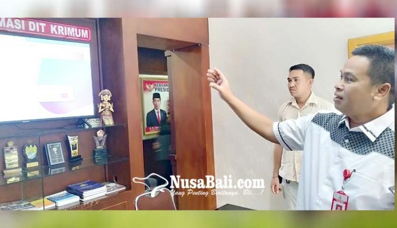 www.nusabali.com-dit-reskrimum-polda-buka-layanan-sp2hp-dan-spdp-online