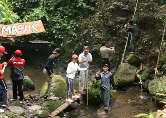 Nusabali.com - wabup-kasta-gencar-promosikan-objek-wisata-spiritual-goa-panji-landung