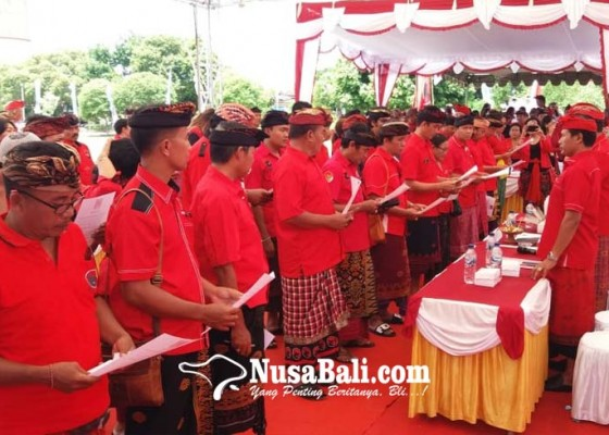 Nusabali.com - tiga-anggota-dprd-denpasar-jadi-ketua-pac-pdip