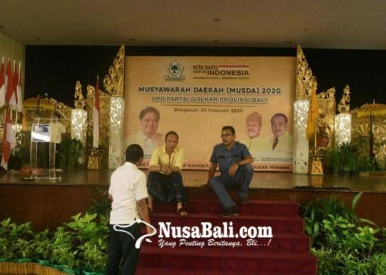 Nusabali.com - isu-serangan-fajar-di-musda-golkar-bali