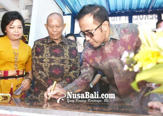 Nusabali.com - sekolah-vidya-karuna-resmikan-gedung-baru
