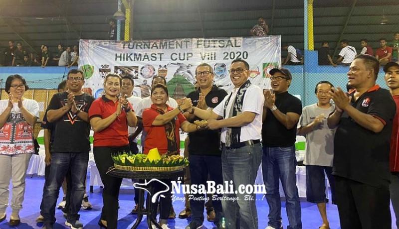 www.nusabali.com-paguyuban-sumba-timur-gulirkan-turnamen-futsal