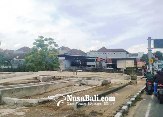 Nusabali.com - pembangunan-taman-delta-terhenti