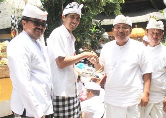 Nusabali.com - bupati-artha-hadiri-karya-pangurip-gumi
