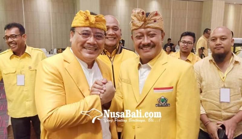 www.nusabali.com-sugawa-pimpin-golkar-bali