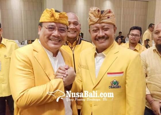 Nusabali.com - sugawa-pimpin-golkar-bali