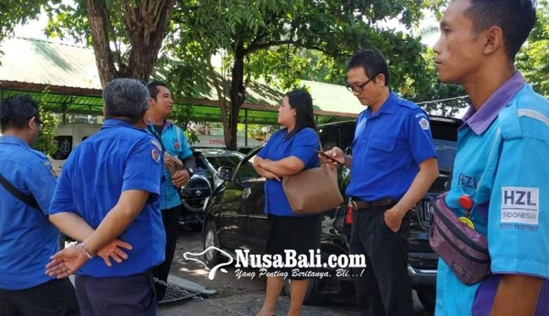 www.nusabali.com-pd-parkir-sidak-parkir-rsup-sanglah