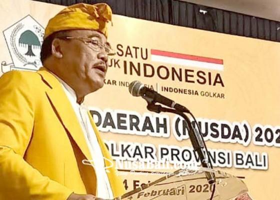 Nusabali.com - sugawa-korry-saya-tak-pernah-mimpi-jadi-ketua-dpd-golkar-bali