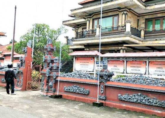 Nusabali.com - sengketa-lahan-kantor-desa-pengelatan-ganti-rugi-pemkab-pernah-ditolak